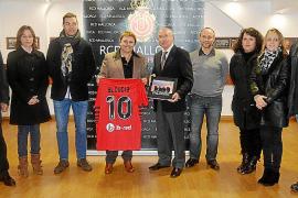 El RCD Mallorca, con Alcúdia y el Club Calvià