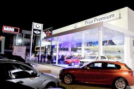Proa Premium, la nueva imagen de BMW en Mallorca
