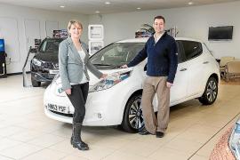 Nissan LEAF, el eléctrico de más éxito