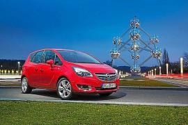 Première Mundial del nuevo Opel Meriva