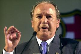 El Supremo rebaja a dos años la pena al expresidente del Barcelona José Luis Núñez