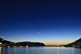 Port d'Andratx de noche