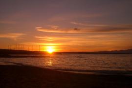 playa de la colònia de sant pere, mallorca