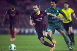 El Barça se mete en semifinales con goleada (5-1)