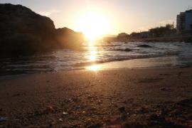 playa de es molinar, palma