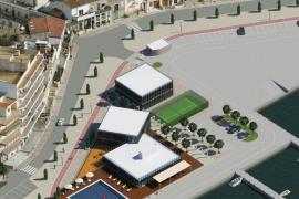 El Club Marítimo del Molinar modificará el proyecto de ampliación