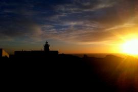 faro de Es Cap blanc en Mallorca