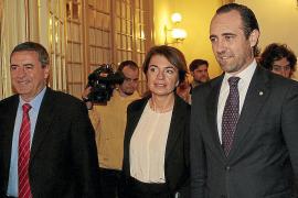 Bauzá hablará de educación en la convención del PP y Durán, de la unidad de España