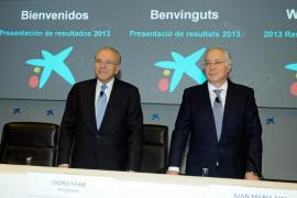 CaixaBank ganó 53 millones en 2013, un 118 % más que el año anterior