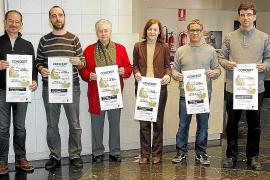 La música de banda rinde homenaje en el Principal a Alcover y a Juníper Serra