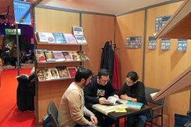 Las historias cotidianas de Dolmen vuelan con éxito hasta Angoulême