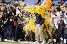 Los Seahawks de Seattle ganan la Super Bowl