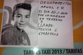 La Policía Nacional encuentra al menor desaparecido en Palma