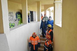 El padre de Malén Ortiz inicia la búsqueda por su cuenta con la ayuda de voluntarios