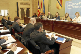 Bauzá exige a Montoro que no «maquille» las cuentas y publique las balanzas fiscales