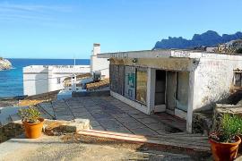 Maffay quiere recuperar un edificio de la Cala Sant Vicenç con fines solidarios
