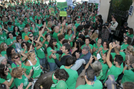 La Assemblea de Docents recibe el premio Martí Gasull i Roig por su defensa del catalán
