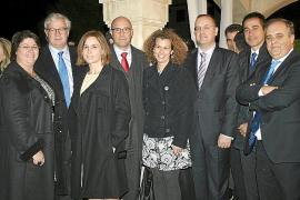 PALMAMINISTRO MARROQUÍ EN RECEPCIÓN RESIDENCIA CÓNSUL MARRUECOS MOH