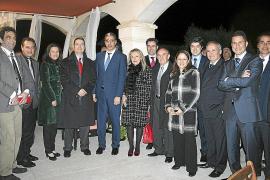 recepción al ministro de marruecos Aziz Rabbah