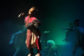 'Vuelve la leyenda. El Rey León', el musical infantil
