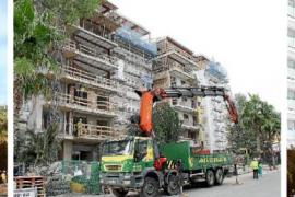 La temporada alta de las reformas hoteleras