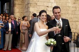 La boda de Nuria Fergó