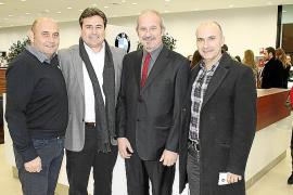 Inauguración del nuevo concesionario Proa Premium de BMW y Mini en Gran Vía Asima