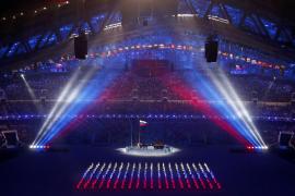Inauguración Sochi