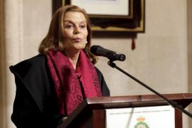 Carme Riera habla de la influencia del Arxiduc «en los de mi generación»