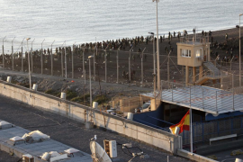 El Gobierno ve injustas las críticas a la Guardia Civil en Ceuta