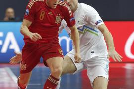 España derrota a Portugal y se cuelga el bronce en el europeo de fútbol sala