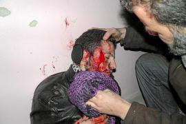 Peligra la tregua humanitaria en Homs por un ataque a la Media Luna Roja