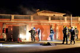 El incendio del hotel Son Net se produjo por un fallo eléctrico en la sala de calderas