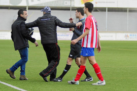Brutal agresión a un árbitro en Manacor