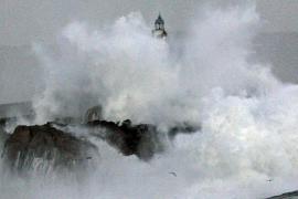 Una nueva ciclogénesis pone en alerta a España por oleaje, viento, lluvias o nevadas