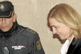 El fiscal da un golpe de efecto al defender a la Infanta con los argumentos del juez