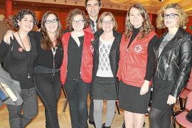Homenaje a los voluntarios de Cruz Roja