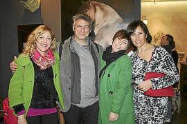 Inauguración de Beatriz García Orozco