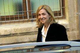 El juez, a la Infanta: «¿Ha iniciado su padre acciones para recuperar ese préstamo?»