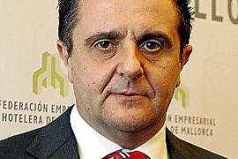 AURELIO VAZQUEZ VILLA, NUEVO PRESIDENTE DE LA FEDERACION EMPRESARIAL HOTELERA DE MALLORCA
