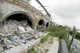 Cort iniciará el lunes la retirada de basura de los molinos del Jonquet