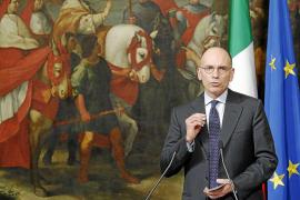 El Gobierno de Letta se tambalea al hacerle la cama su propio partido