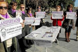 Grupos feministas convocan una manifestación en defensa del aborto
