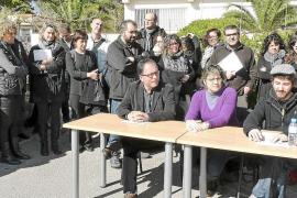 El Berenguer d'Anoia pide diálogo al Govern para «poner fin a la crispación»