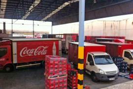 Coca-Cola envía el primer cargamento desde Barcelona