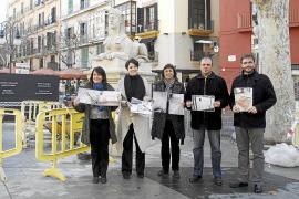 El PSOE denuncia arreglos en el Born y «abandono de los barrios de Palma»