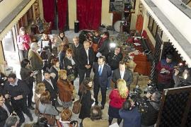 El Govern compromete su aportación de 800.000 euros para la reforma del teatro de Inca