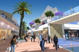 El centro comercial S'Estada cuenta con todas las licencias para el inicio de las obras