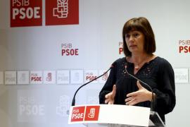 Armengol ofrece «pasión» y políticas «de izquierda» para desalojar al PP en 2015