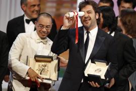 Javier Bardem logra 'ex aequo' el premio al Mejor Actor del Festival de Cannes